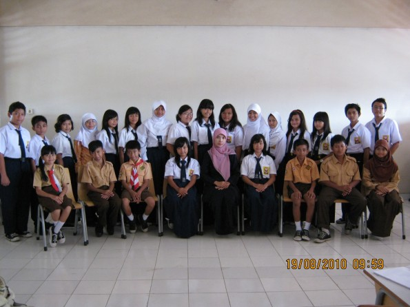 VII BL 2 angkatan 2010